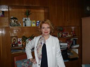 Д-р Розалия Рангелова